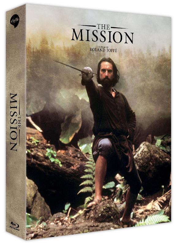 [Blu-ray] 미션: 풀슬립 B TYPE 스틸북 한정판