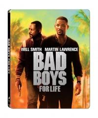 [Blu-ray] 나쁜 녀석들 : 포에버 4K(2Disc: 4K UHD + BD) 스틸북 한정판