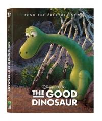 [Blu-ray] 굿 다이노 풀슬립 A Type(2Disc: 3D + BD)  스틸북한정판
