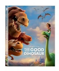 [Blu-ray] 굿 다이노 렌티큘러(오링케이스)(2Disc: 3D + BD)  스틸북 한정판