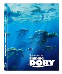 [Blu-ray]  도리를 찾아서 풀슬립(3Disc: 3D+ BD+Bonus BD) 스틸북한정판