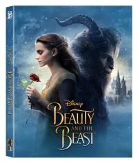 [Blu-ray] 미녀와 야수 렌티큘러(오링케이스)(2Disc: 3D+BD) 스틸북 한정판(증정용 PET 슬리브 종료)