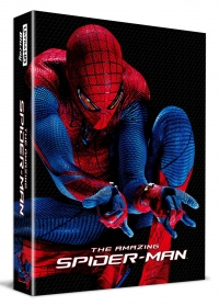 [Blu-ray] 어메이징 스파이더맨 풀슬립(3disc: 4K UHD+BD(2D/3D 겸용)+Bonus Disc)스틸북 한정판(Weetcollcection Exclusive No.6)