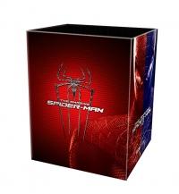 [Blu-ray] 어메이징 스파이더맨 1+2 원클릭 박스 4K UHD 스틸북 한정판(Weetcollcection Exclusive No.6,7)