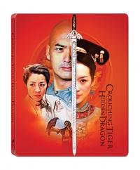 [Blu-ray] 와호장룡 4K(2Disc: 4K UHD+BD) 스틸북 한정판