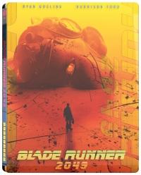 [Blu-ray] 블레이드 러너 2049 몬도 오링 PET 4K(2Disc: 4K UHD + BD) 스틸북 한정판