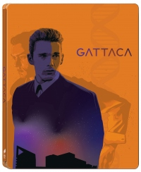 [Blu-ray] 가타카 4K(2Disc: 4K UHD + BD) 스틸북 한정판