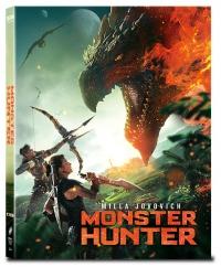 [Blu-ray] 몬스터 헌터 B Type 렌티큘러(오링케이스) 4K(2Disc: 4K UHD + BD) 스틸북 한정판(Weetcollcection Collection No.21)(05월 07일 오후 2시 예약 판매)