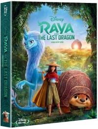 [Blu-ray] 라야와 마지막 드래곤 풀슬립(1Disc: BD) 스틸북 한정판