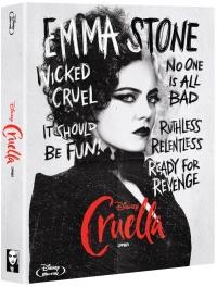 [Blu-ray] 크루엘라 풀슬립(1Disc: BD) 스틸북 한정판