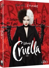 [Blu-ray] 크루엘라 풀슬립(2Disc: BD+OST) 한정판