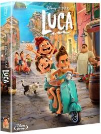 [Blu-ray] 루카 풀슬립(1Disc: BD) 스틸북 한정판